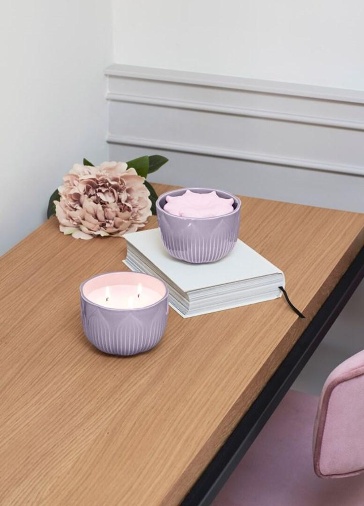 Lladro Home Accessories Default Fleurs Candle. Sweet Memories Scent