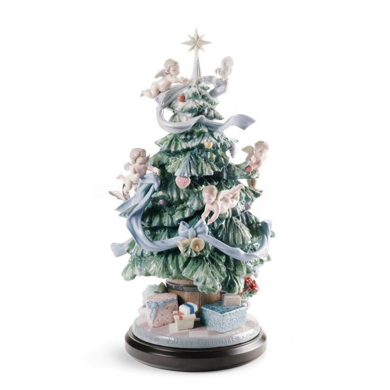 Lladro Home Accessories Default Great Christmas Tree (Limited Edition)