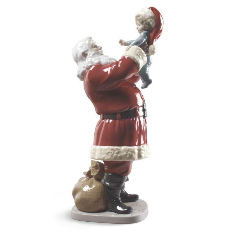 Lladro Home Accessories Default Merry Christmas Santa!