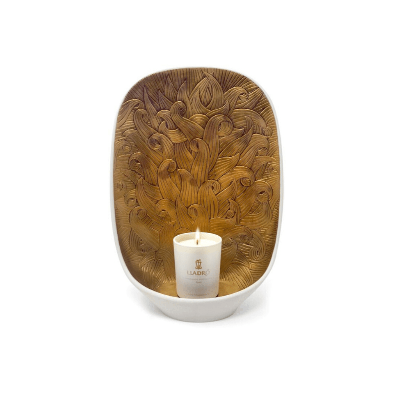 Lladro Home Accessories Default Mirage Ritual Candle. Unbreakable Spirit, Secret Orient & Night Approaches Scents