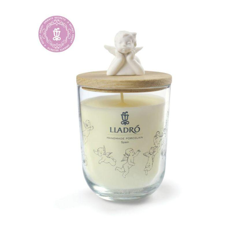 Lladro Home Accessories Default Missing You Candle - A Secret Orient