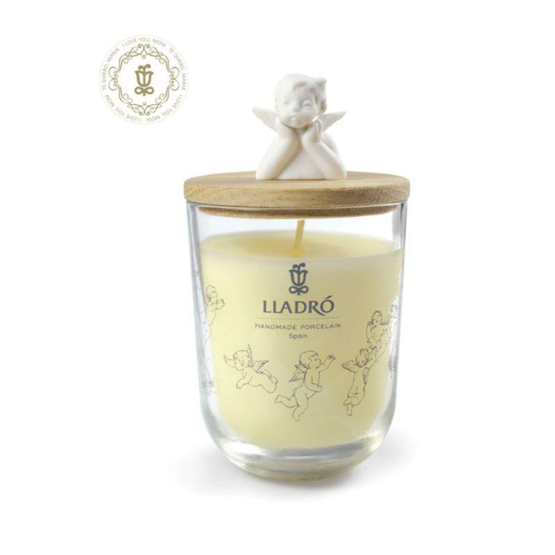 Lladro Home Accessories Default Missing You Candle - I Love You, Mom