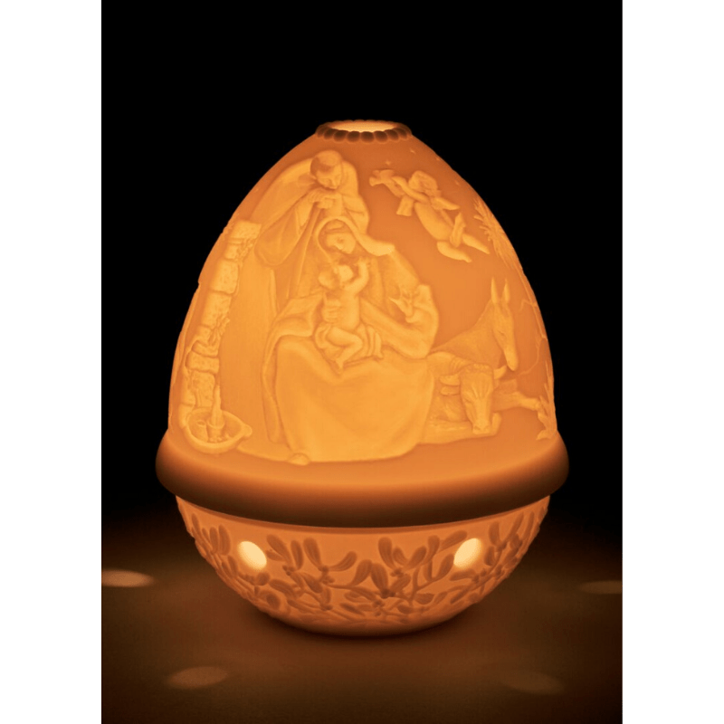 Lladro Home Accessories Default Nativity Lithophane