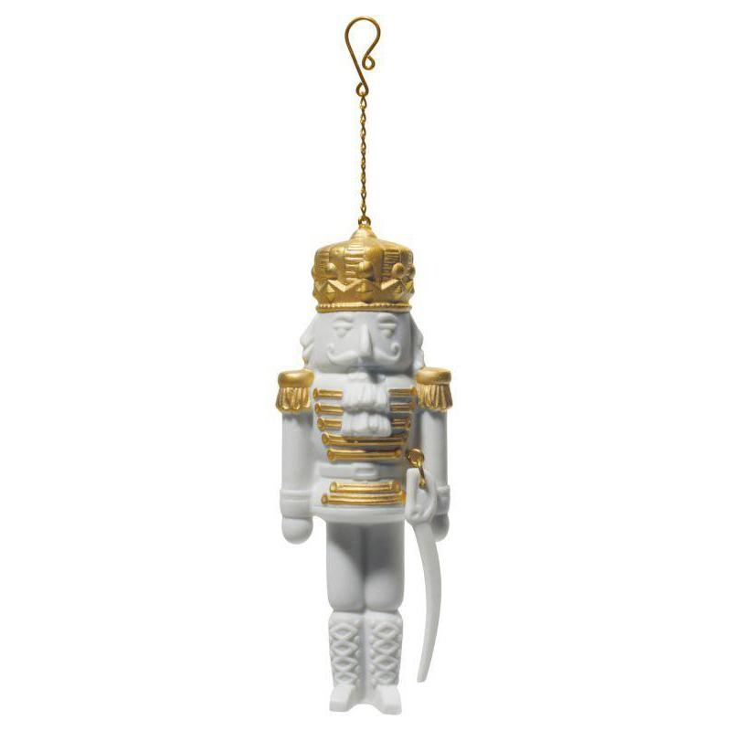 Lladro Home Accessories Default Nutcracker Christmas Ornament