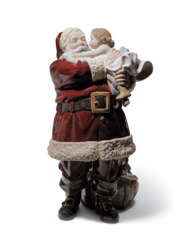 Lladro Home Accessories Default Santa, I've Been Good! (Limited Edition)