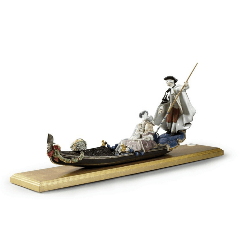 Lladro Inspiration Default Gondola in Venice - Limited Edition