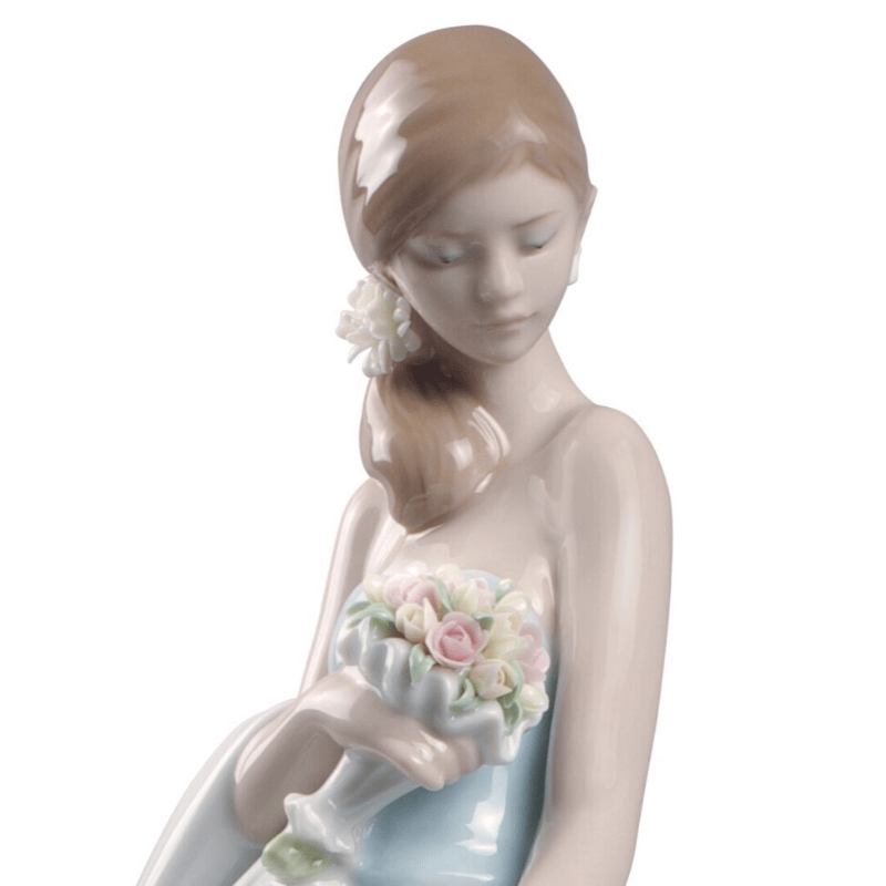 Lladro Inspiration Default Her Special Day Bride Figurine