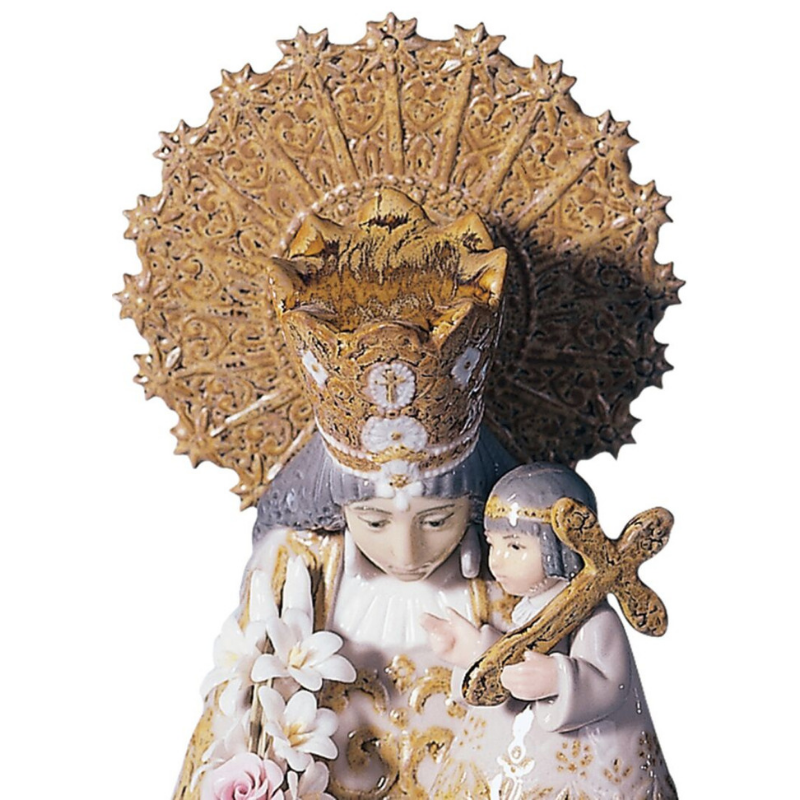 Lladro Inspiration Default Holy Mary. Limited Edition