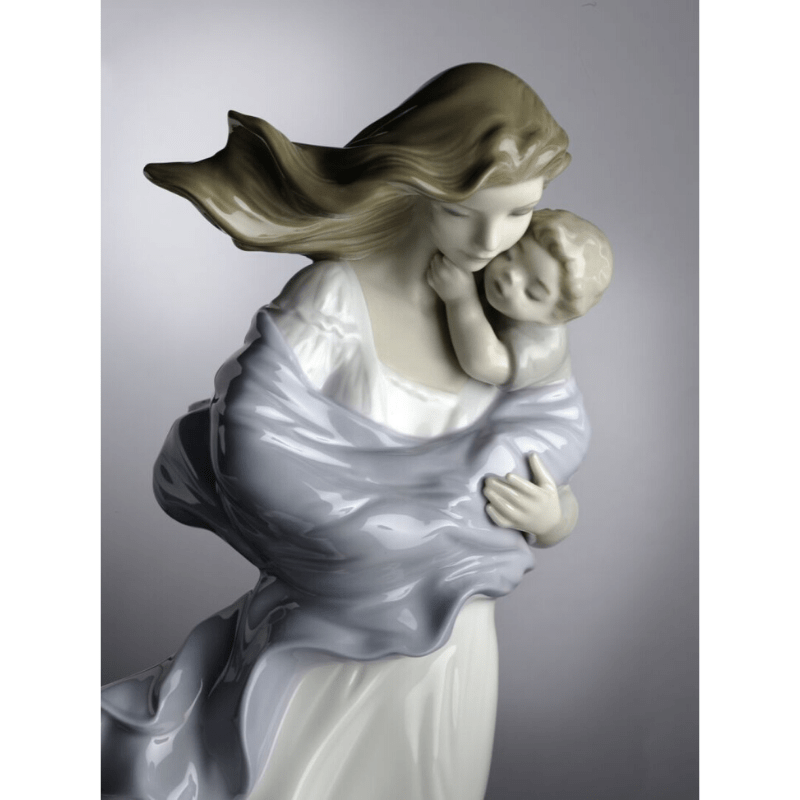 Lladro Inspiration Default Loving Touch Mother Figurine