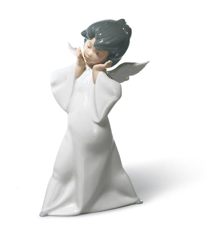 Lladro Inspiration Default Mime Angel