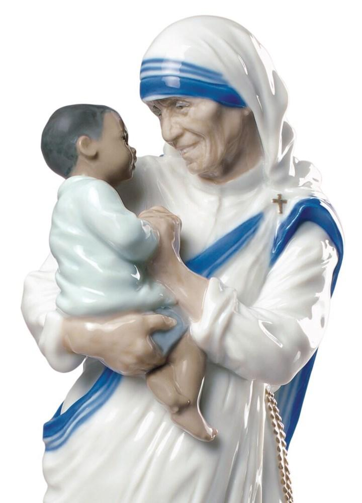 Lladro Inspiration Default Mother Teresa Of Calcutta Figurine