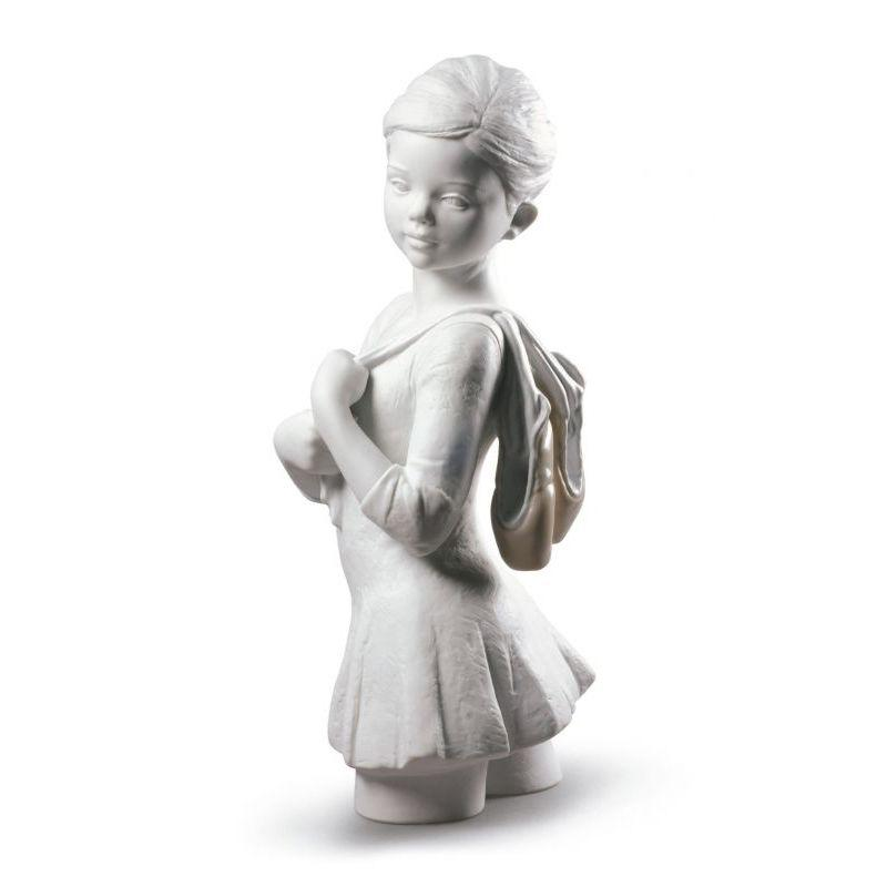 Lladro Inspiration Default My Dance Class (White)