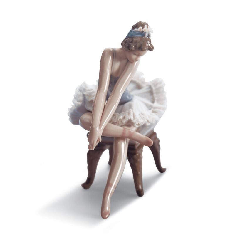 Lladro Inspiration Default Opening Night Girl Ballet Figurine