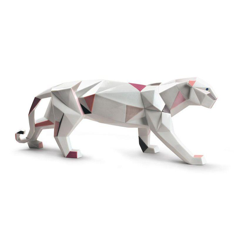 Lladro Inspiration Default Panther