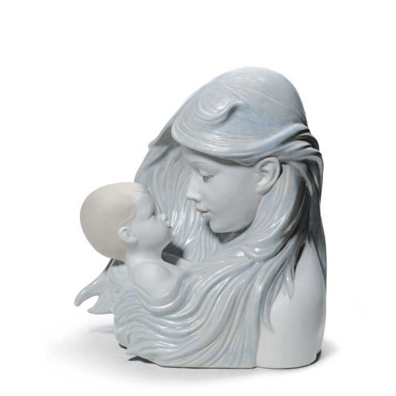 Lladro Inspiration Default Sweet Caress Mother Figurine