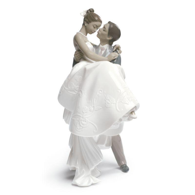 Lladro Inspiration Default The Happiest Day Couple I