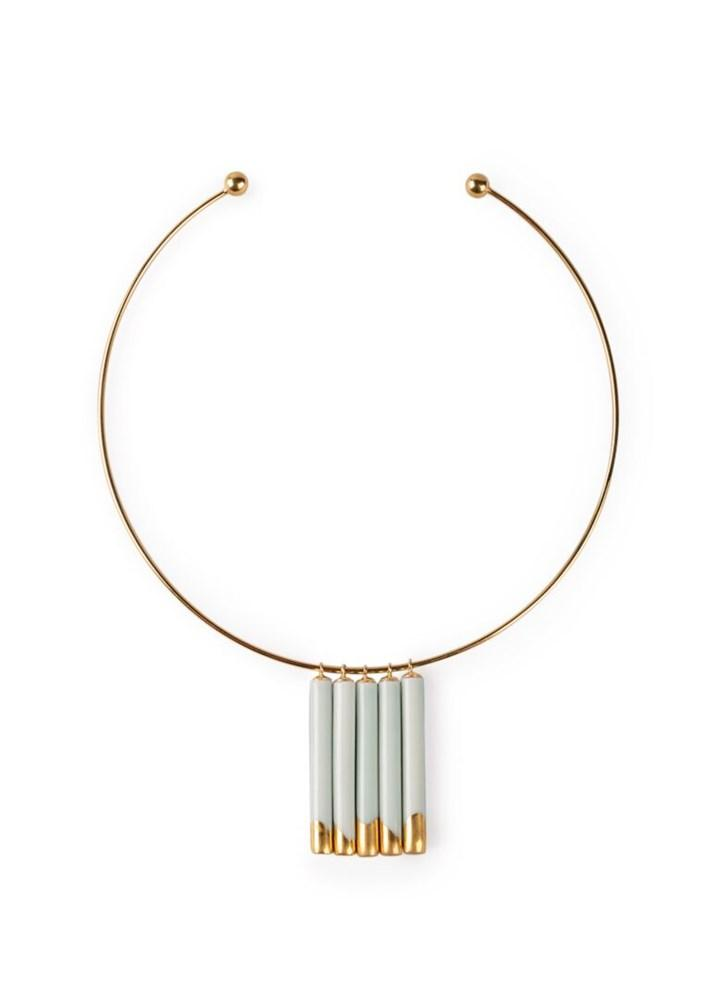 Lladro Inspiration Default Twiggy Open Choker