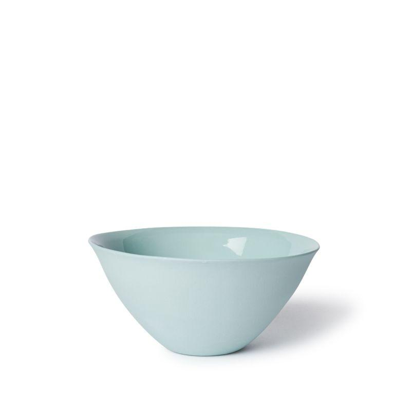 MUD Australia Bowls Blue Flared Bowl Medium