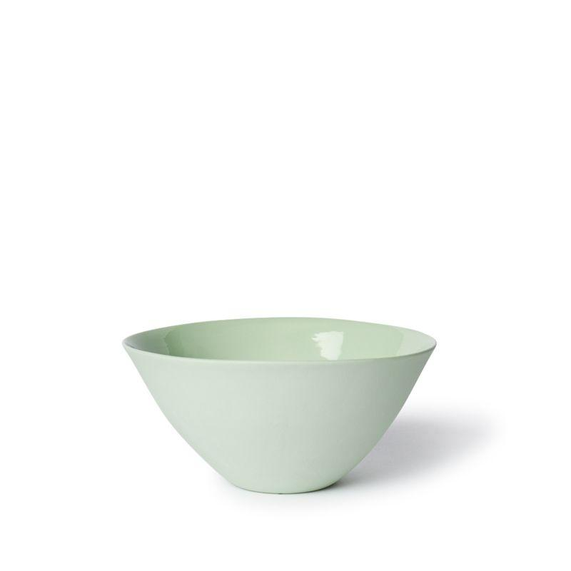 MUD Australia Bowls Pistachio Flared Bowl Medium