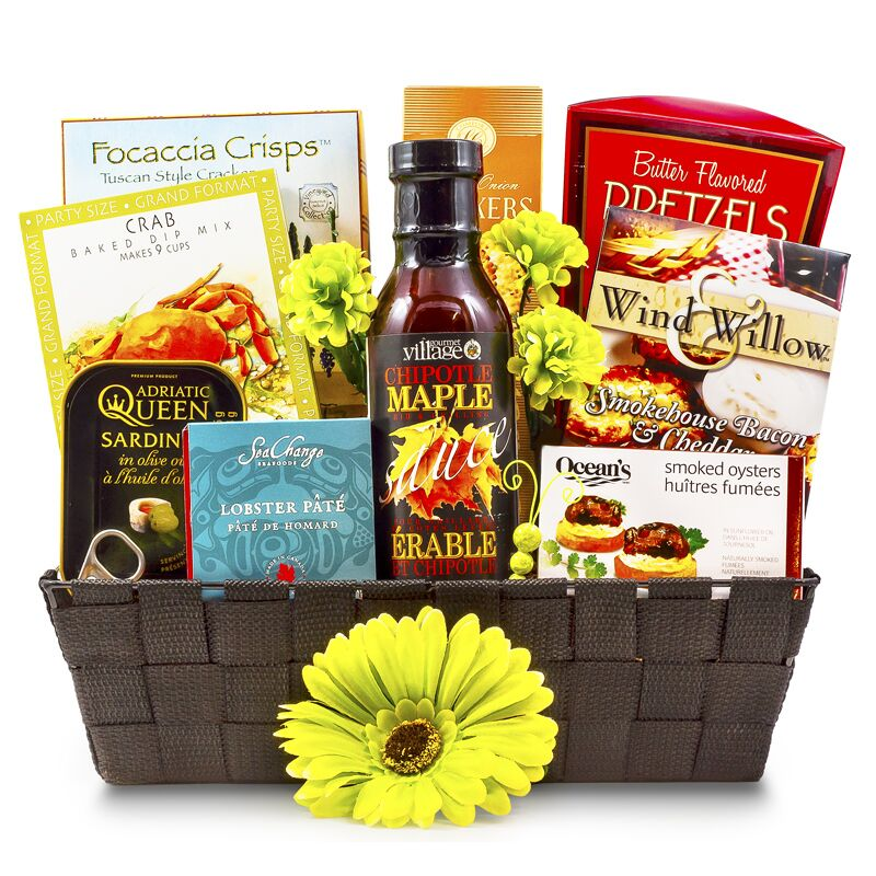 Out To Sea - Seafood Gift Basket Canada