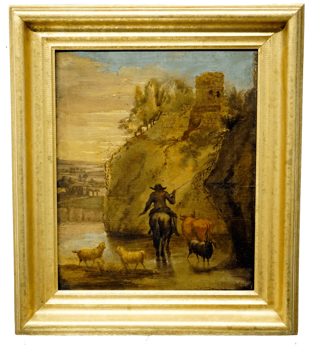 18th Century European Landscape Painting