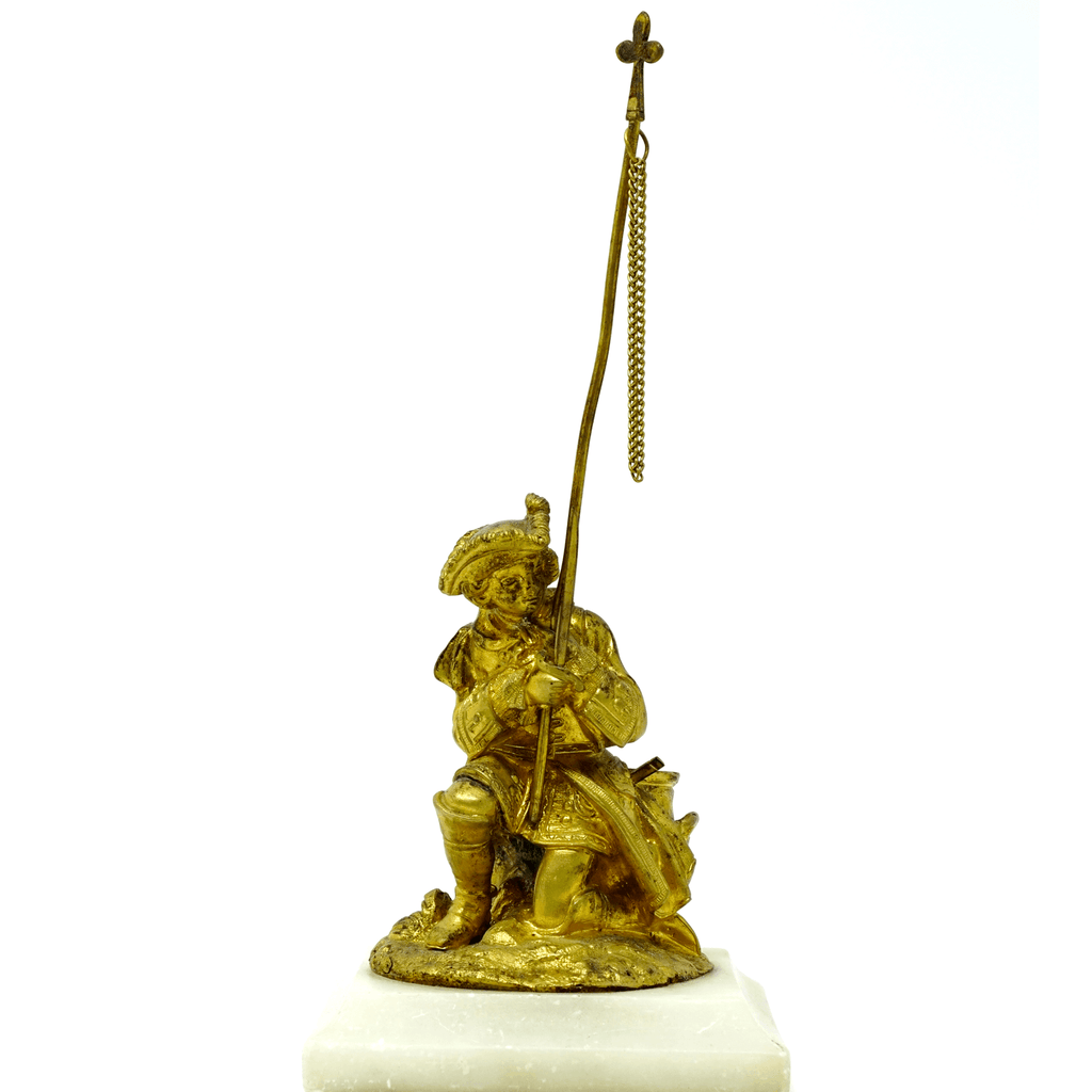 Antique Bronze Ormolu Sculpture