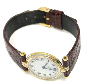 Cartier Tricolor Gold Vendome Trinity Ladies Watch