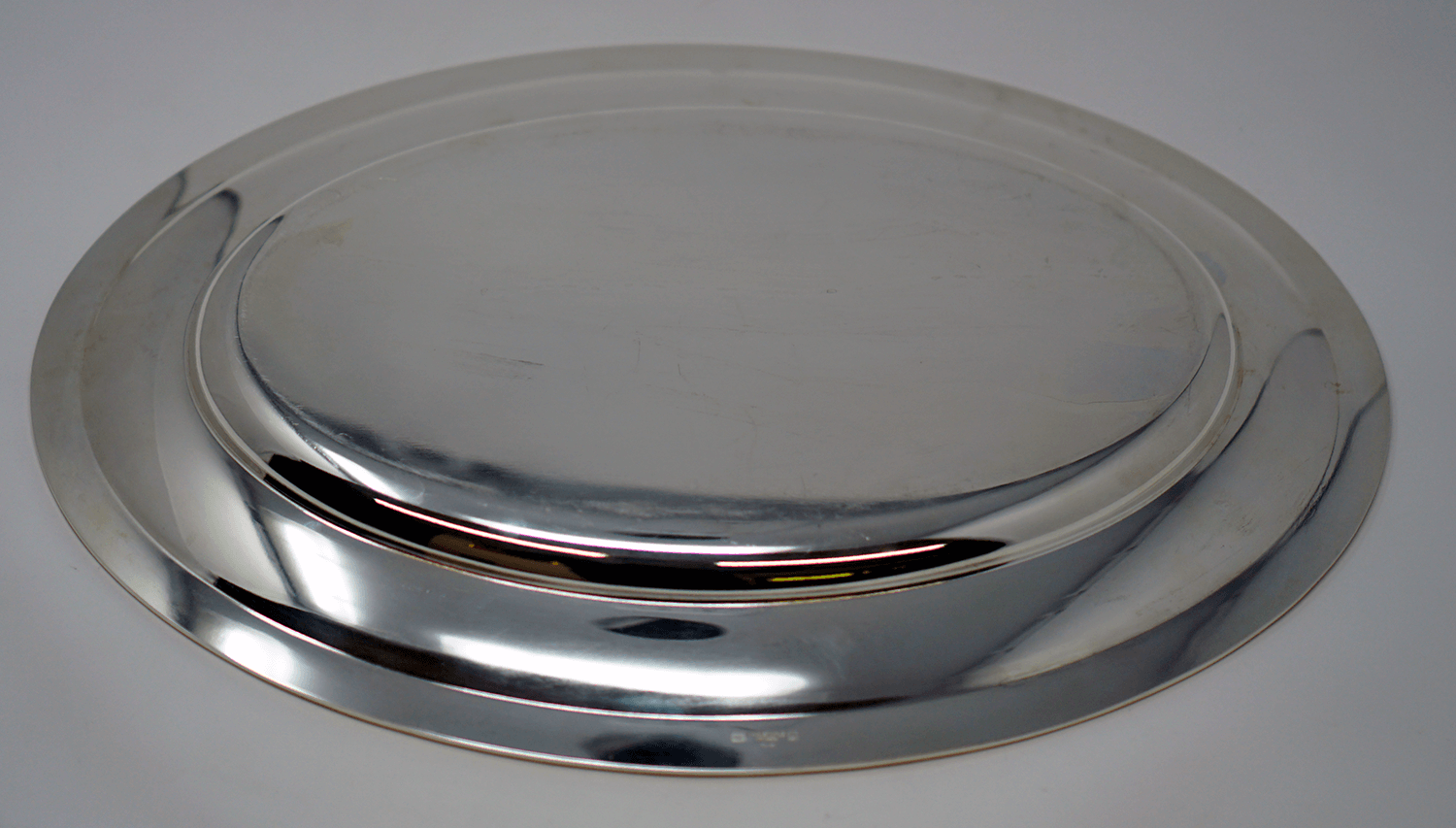 Christofle France Large Oval Platter