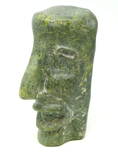 David Simigak Soapstone Statue