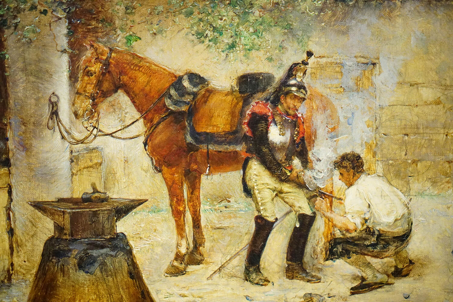 Domingo Munoz Painting 1850-1935
