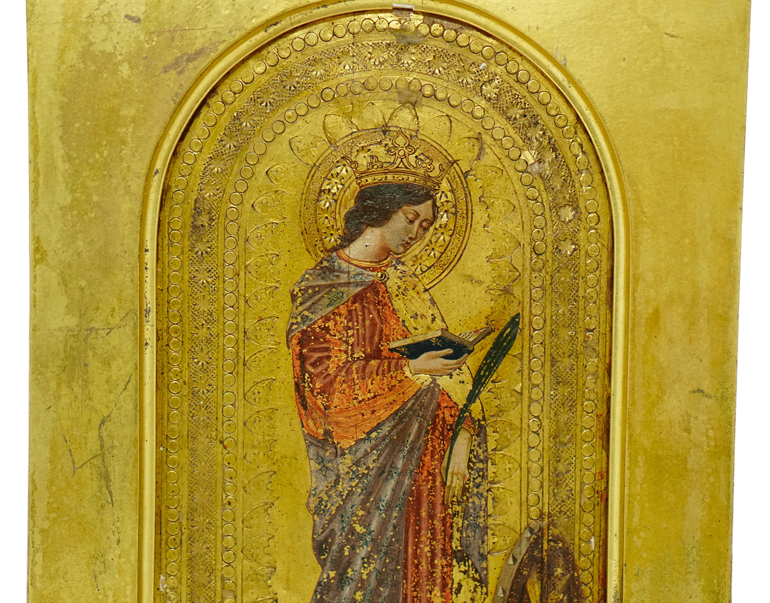 Fra Angelico Followers Icon of Saint Catherine of Alexandria