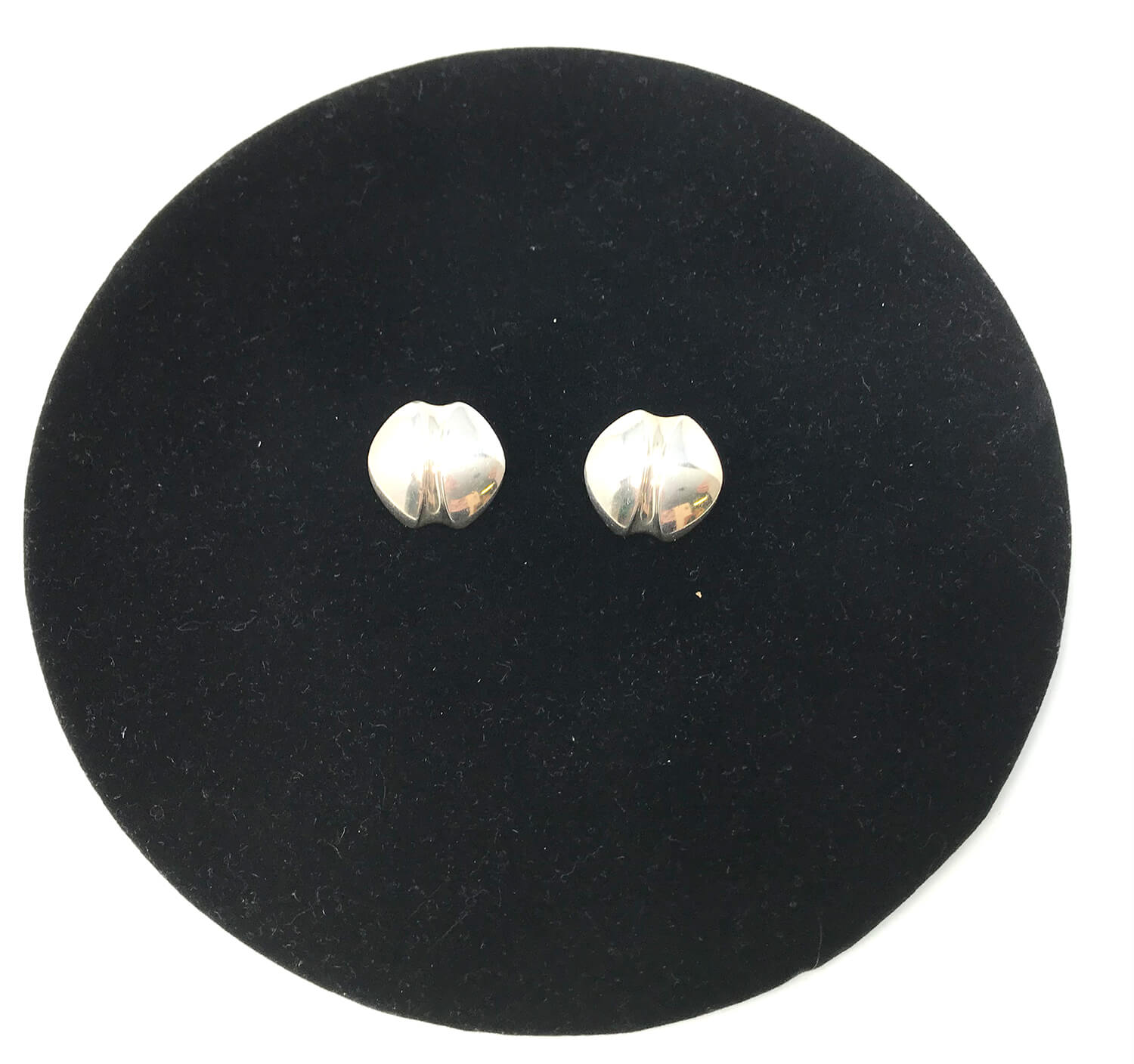 Georg Jensen Earrings Designed by Henning Koppel
