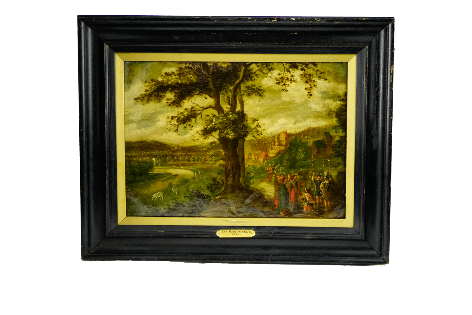 Flemish Jan Brueghel Senior Painting