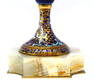 Ormolu Mounted Sevres Style Urn
