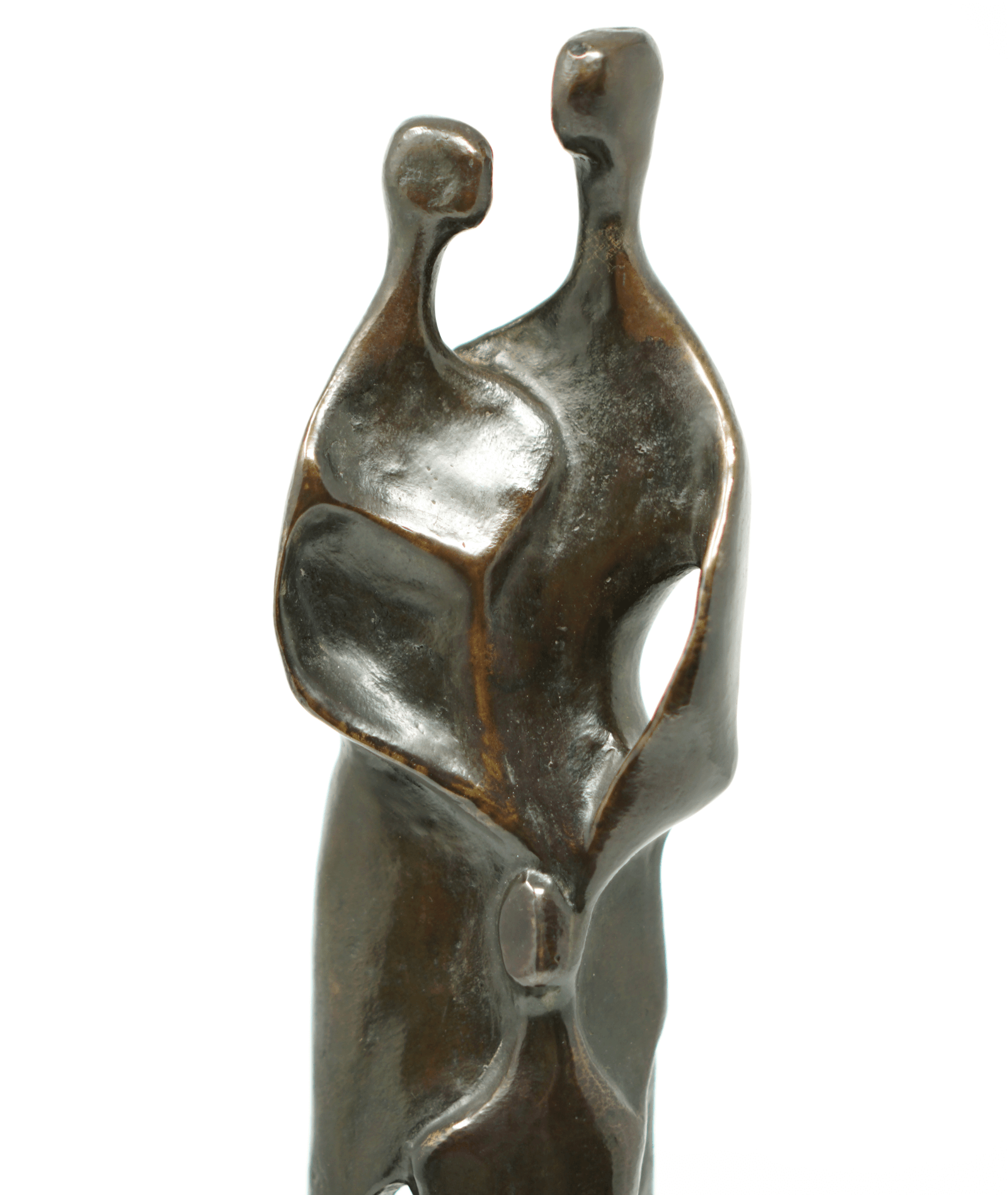 Phyllis Mendell signed bronze sculpture