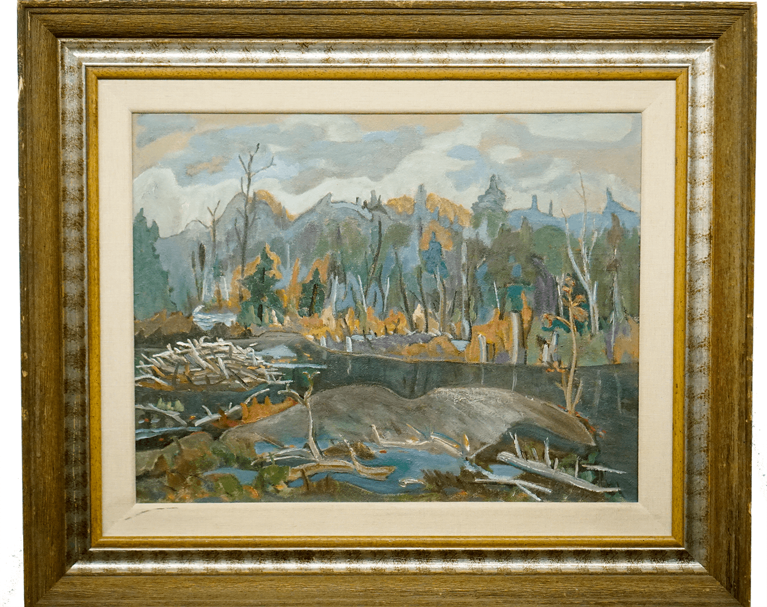 Sidney Charles Mooney Canadian Painting