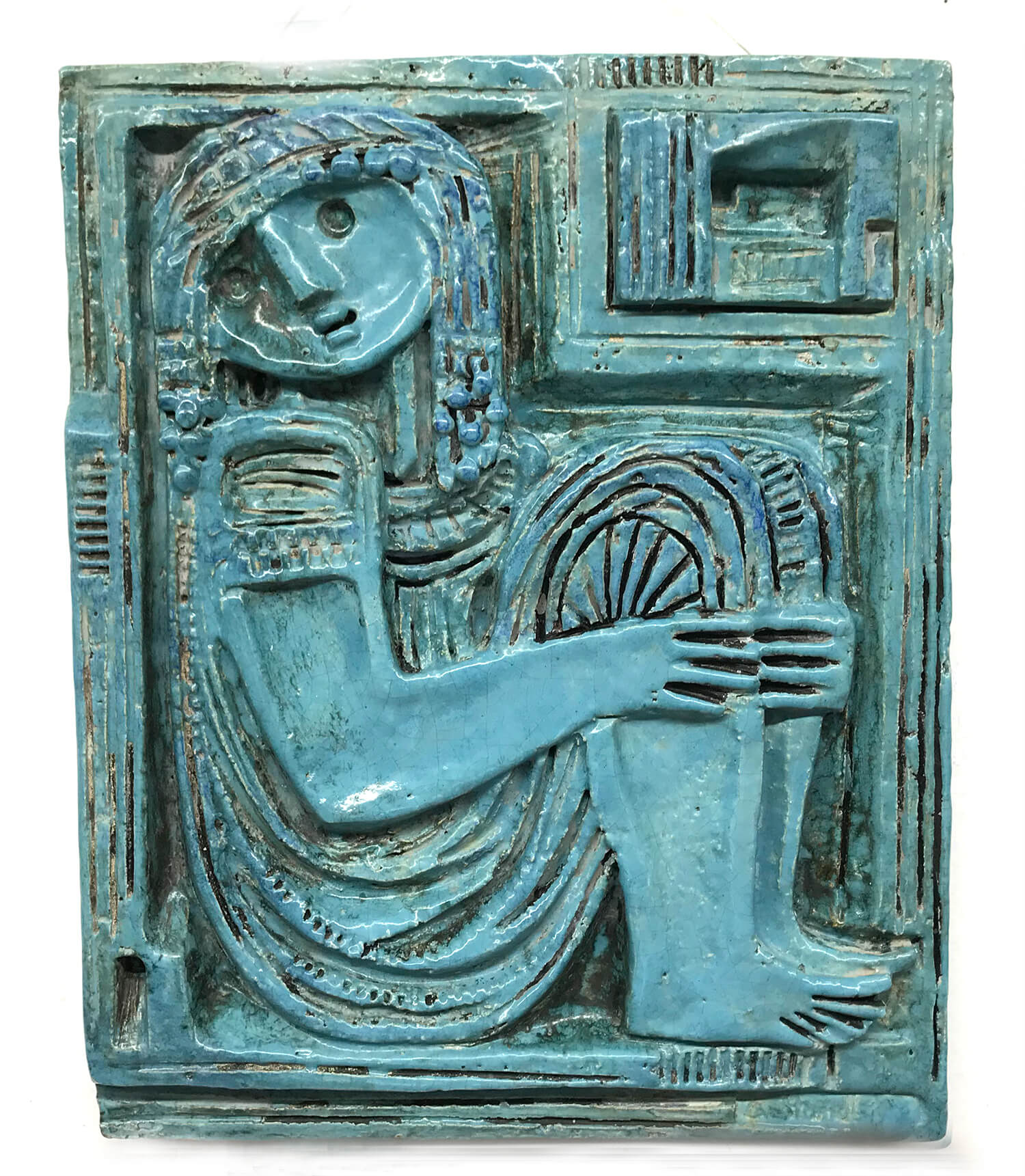 G. Staindl Katalin Wall Sculpture Plaque