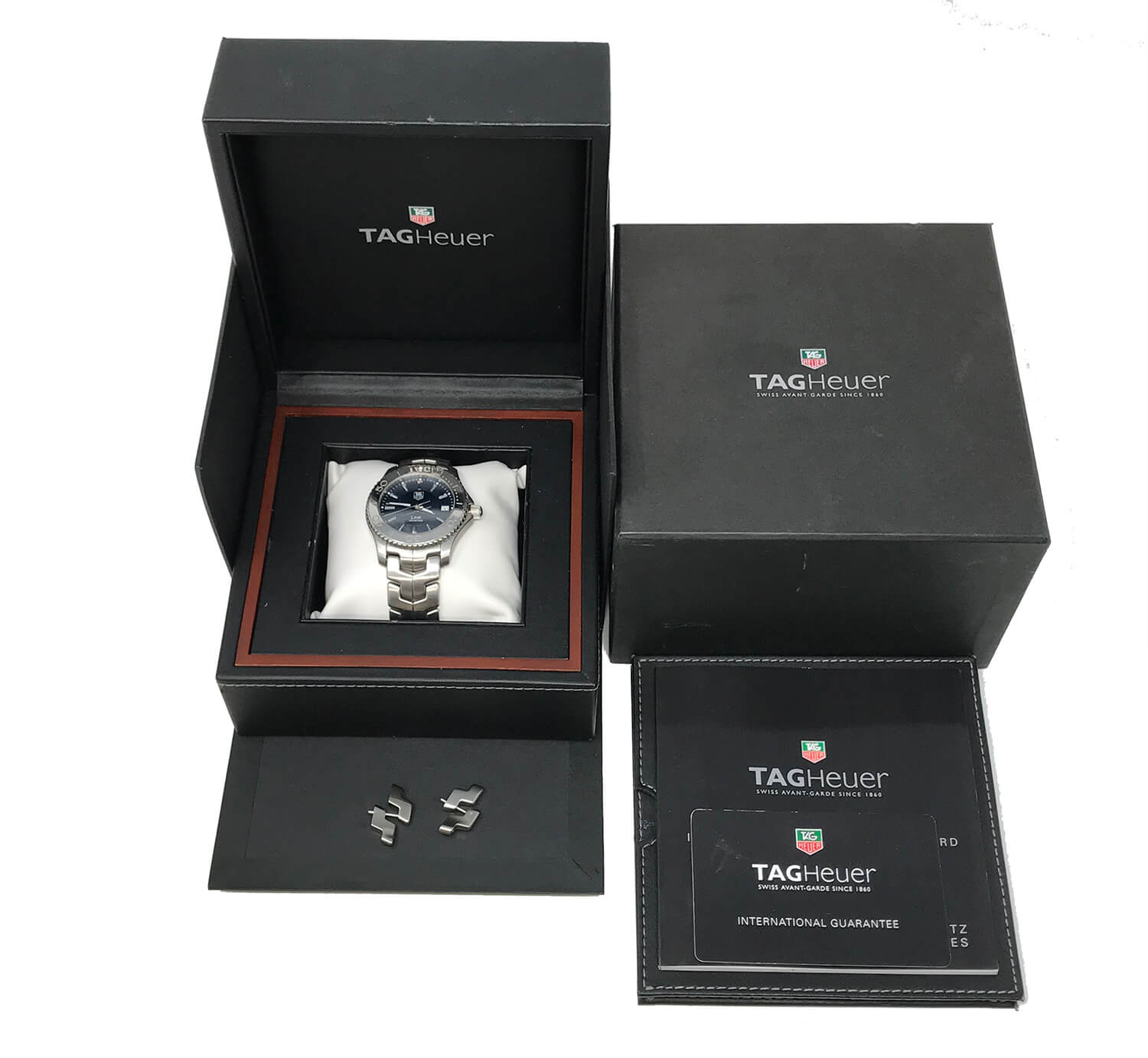 Tag Heuer WJ112.BA0570 Link Quartz Watch