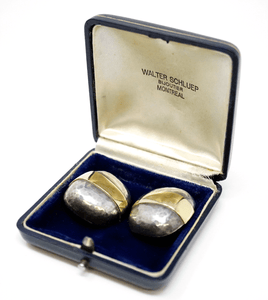 Walter Schluep Sterling Silver Earrings