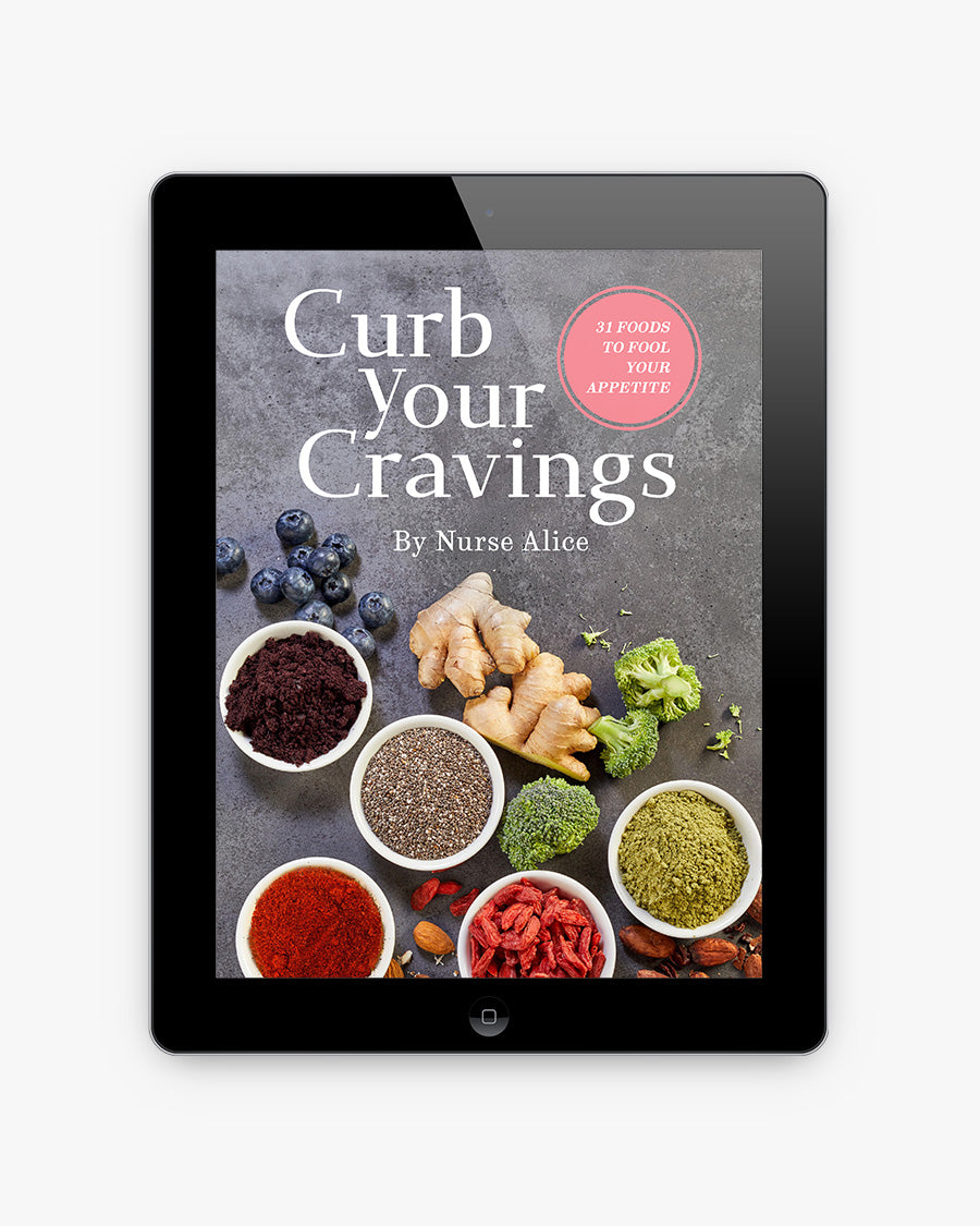 Curb Your Cravings eBook
