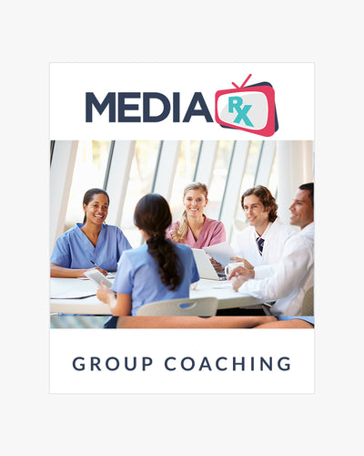 MediaRX Master Coaching - August 6 & 8, 2018