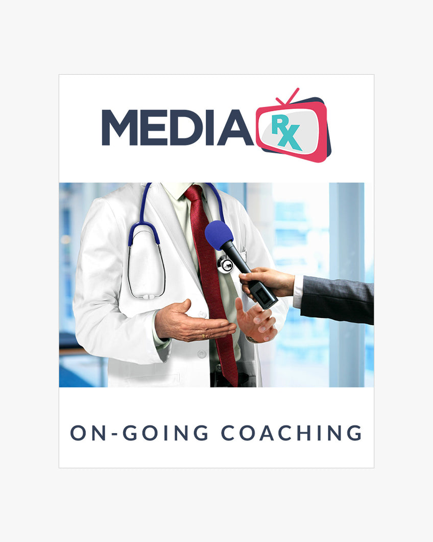 MediaRX Monthly Coaching