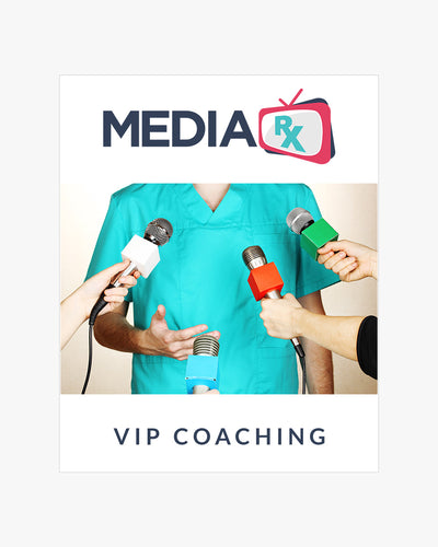 MediaRX VIP Coaching