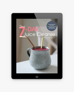 Your 7-Day Juice Cleanse