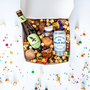 DESSERTS AND BEERS BOX!
