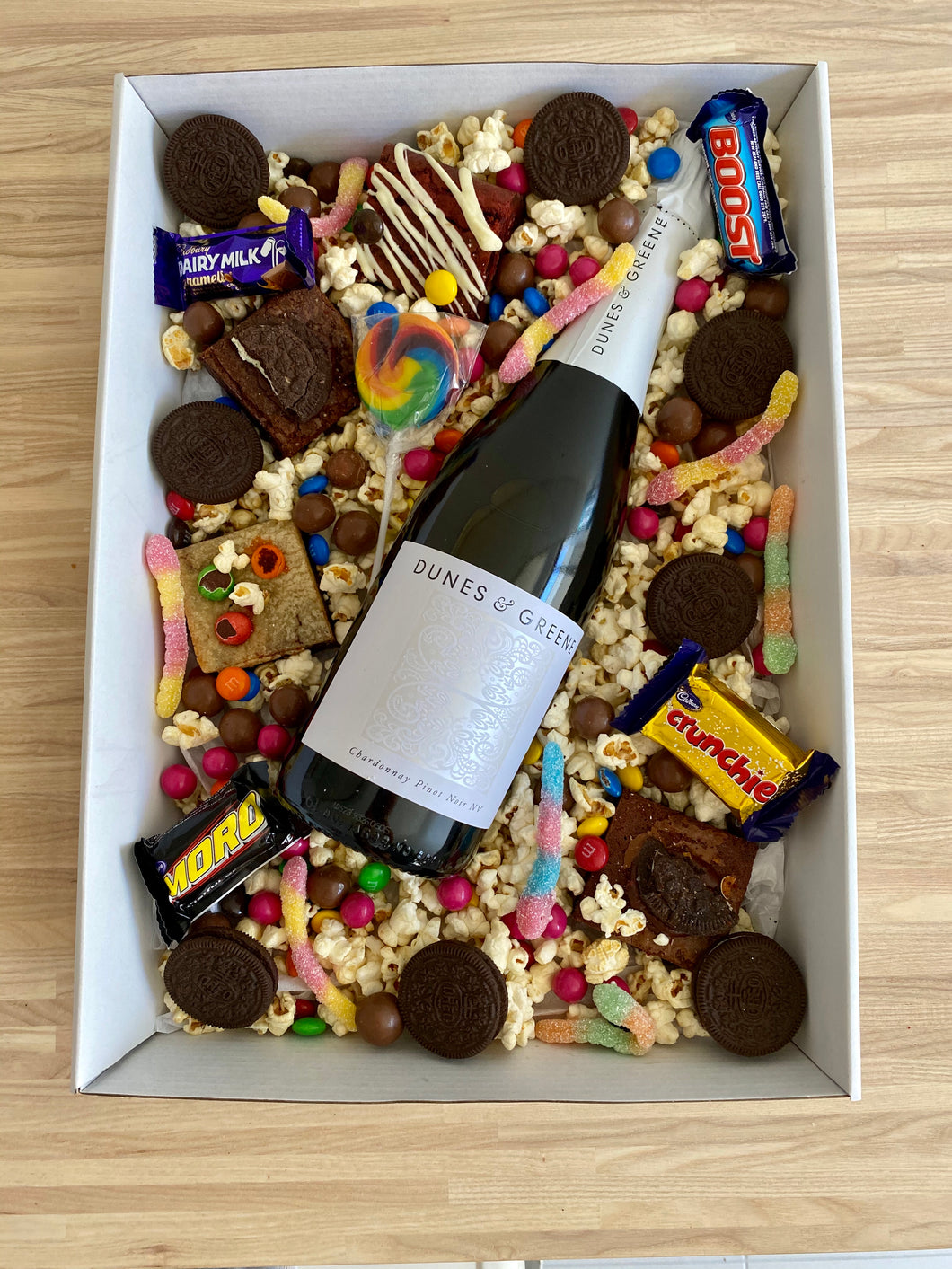 Bubbles and Brownies - Large box