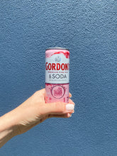Gordon's Premium Pink Gin & Soda Cans 250mL