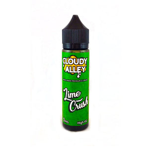 Cloudy Alley - Lime Crush