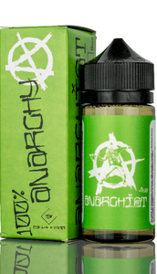 Anarchist Green 100ml Apple Butter Cookie Dough Top Shelf Vapes Mitcham Vape Shop