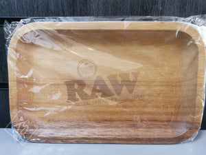 Wooden Rolling Tray by RAW
